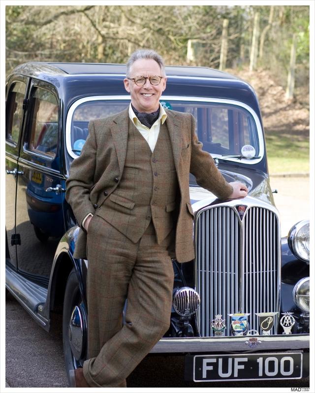 1939 Rover 12