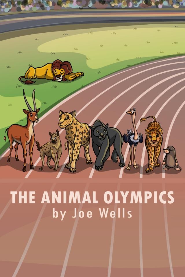The Animal Olympics cover_jpg