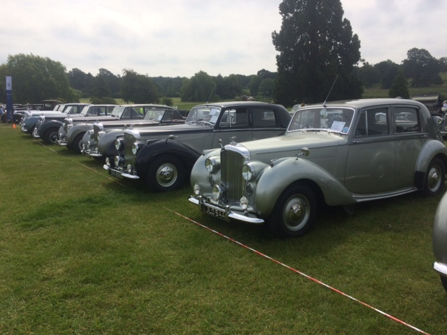 Bentley Burghley House 2019